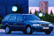 Mercedes-Benz Classe C Break - C 200 CDI A (1996)