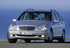 Mercedes-Benz C-Klasse Break - C 220 CDI 100kW (2001)