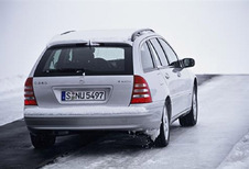 Mercedes-Benz C-Klasse Break - C 220 CDI 110kW (2001)