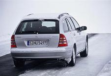 Mercedes-Benz C-Klasse Break - C 200 CDI (2001)