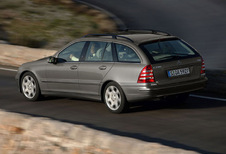 Mercedes-Benz C-Klasse Break - C 220 CDI 110kW (2001)