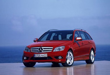 Mercedes-Benz Classe C Break - C 200 CDI BlueEFFICIENCY Essential (2007)