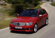 Mercedes-Benz C-Klasse Break - C 200 CDI BlueEFFICIENCY (2007)