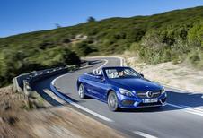 Mercedes-Benz C-Klasse Cabriolet - C 250 Auto (2017)