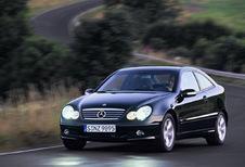 Mercedes-Benz Classe C Coupé Sport - C 200 CDI (2001)