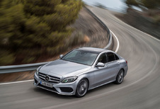 Mercedes-Benz Classe C (N.M.) - C 220 BlueTec 163 BlueEFFICIENCY Ed. (2014)