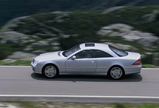 Mercedes-Benz CL-Klasse - CL 500 (1999)