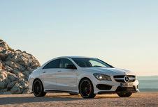 Mercedes-Benz Classe CLA - CLA 220 CDI 163 (2013)