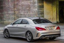 Mercedes-Benz Classe CLA - CLA 200 CDI AMG Line (2015)