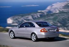 Mercedes-Benz Classe CLK - CLK 220 CDI 150 (2002)