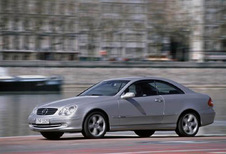 Mercedes-Benz Classe CLK - CLK 220 CDI 136 (2002)
