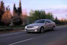 Mercedes-Benz Classe CLK - CLK 320 CDI (2002)