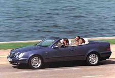 Mercedes-Benz Classe CLK Cabriolet - 200 Kompressor (1998)