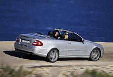 Mercedes-Benz Classe CLK Cabriolet - 200 Kompressor (2003)