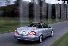 Mercedes-Benz Classe CLK Cabriolet - CLK 200 Kompressor (2003)