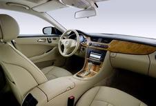 Mercedes-Benz CLS Klasse Berline - CLS 320 CDI 224 (2004)