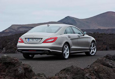 Mercedes-Benz Classe CLS Berline - 350 CDI BlueEFFICIENCY (2010)