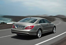 Mercedes-Benz Classe CLS Berline - 250 CDI BlueEFFICIENCY (2010)