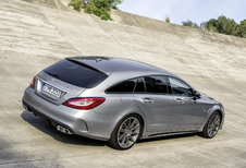 Mercedes-Benz CLS-Klasse Shooting Brake - CLS 350 d Shooting Brake 4MATIC (2017)