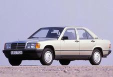 Mercedes-Benz Klasse E Berline - E220 (1985)