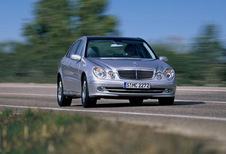 Mercedes-Benz Klasse E Berline - E 220 CDI 100kW (2002)