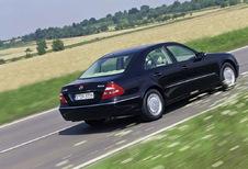 Mercedes-Benz Classe E Berline - E 55 Kompressor AMG (2002)