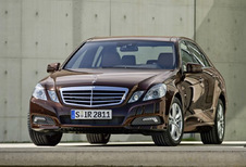 Mercedes-Benz Classe E Berline - E 200 CDI  BlueEFFICIENCY (2009)