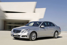 Mercedes-Benz Classe E Berline - E 200 BlueEFFICIENCY (2009)