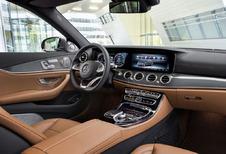 Mercedes-Benz Classe E Berline - E 350 d Avantgarde (2017)
