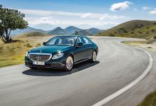 Mercedes-Benz E-Klasse Berline - E 350 d Avantgarde (2017)