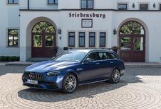 Mercedes-Benz E-Klasse Break - E 200d (2020)