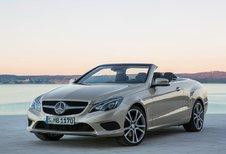 Mercedes-Benz Classe E Cabriolet - E 220 BlueTEC 120kW (2016)
