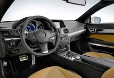 Mercedes-Benz E-Klasse Coupé - E 220 CDI 170 (2009)