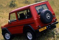 Mercedes-Benz Classe G 3p - G 270 CDI (1979)