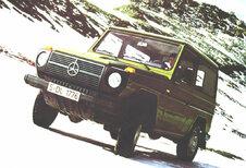 Mercedes-Benz Classe G 3p - G 300 TD (1979)