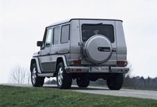 Mercedes-Benz Classe G 5p - G 270 CDI (1979)