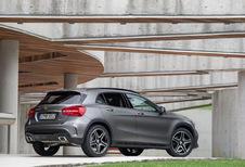 Mercedes-Benz GLA-Klasse - GLA 200 CDI 4MATIC (2014)
