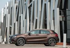 Mercedes-Benz Classe GLA - GLA 200 CDI 4MATIC (2014)