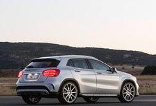 Mercedes-Benz Classe GLA - GLA 200 Edition 1 (2015)