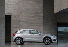 Mercedes-Benz Classe GLA - GLA 200 CDI Edition 1 (2015)