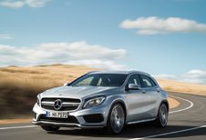 Mercedes-Benz GLA-Klasse - GLA 200 CDI Edition 1 (2015)