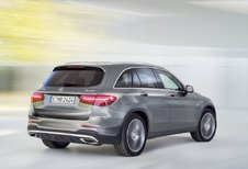 Mercedes-Benz GLC-Klasse - GLC 250 4MATIC Edition 1 (2016)