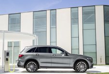 Mercedes-Benz Classe GLC - GLC 220 d 120kW 4MATIC Launch Edition 1 (2016)