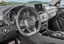 Mercedes-Benz GLE-Klasse Coupé - GLE 350 d 4MATIC AMG Line (2015)