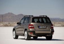 Mercedes-Benz GLK-Klasse - GLK 220 CDI  163 4MATIC BlueEFFICIENCY (2008)