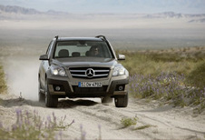 Mercedes-Benz GLK-Klasse - GLK 220 CDI 170 4MATIC BlueEFFICIENCY (2008)