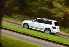 Mercedes-Benz GLK-Klasse - GLK 220 CDI 125kW 4MATIC (2014)