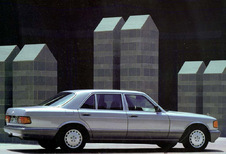 Mercedes-Benz Classe S Berline - 560 SE (1979)