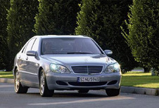 Mercedes-Benz Classe S Berline - S 320 CDI (1998)