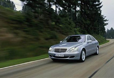 Mercedes-Benz Classe S Berline - S 350 L (1998)